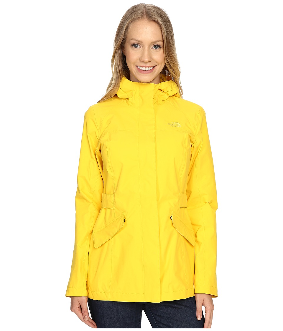 The North Face - Kindling Jacket (Freesia Yellow) Women's Coat