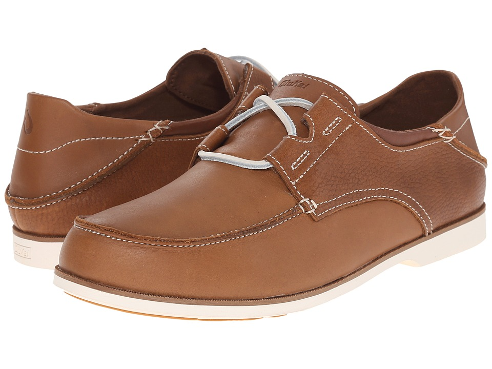 OluKai - Moku (Tan/Tan) Men's Shoes