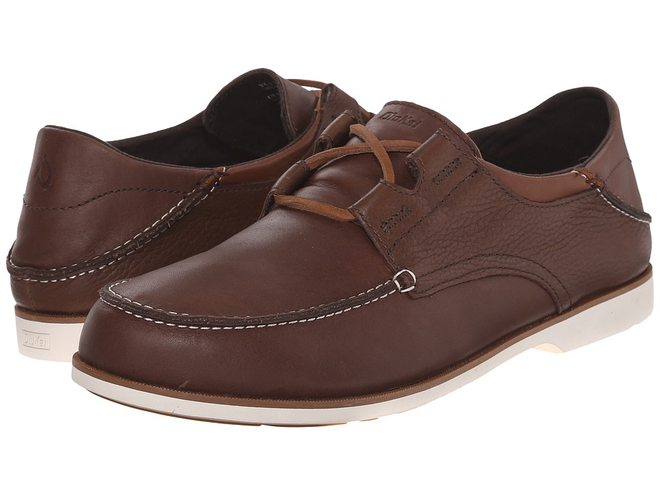 OluKai - Moku (Dark Java/Dark Java) Men's Shoes