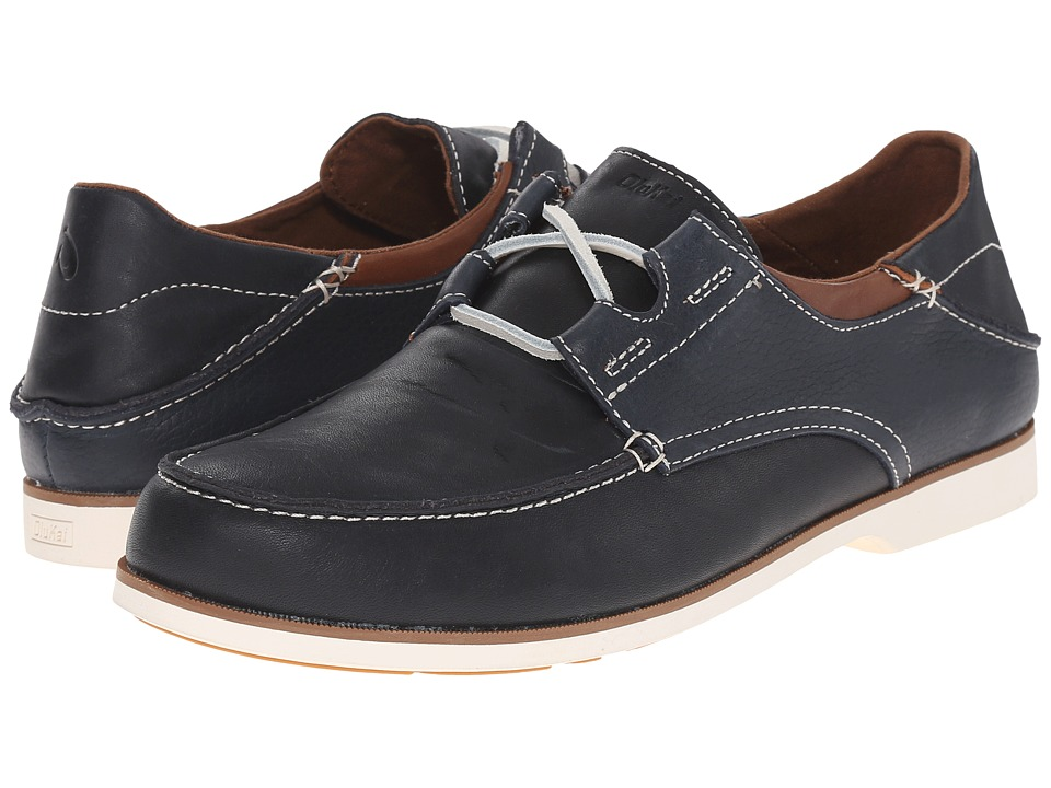 OluKai - Moku (Trench Blue/Trench Blue) Men's Shoes