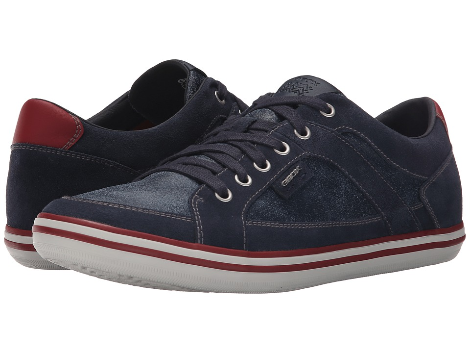 Geox - MBox19 (Navy/Dark Royal) Men's Lace up casual Shoes