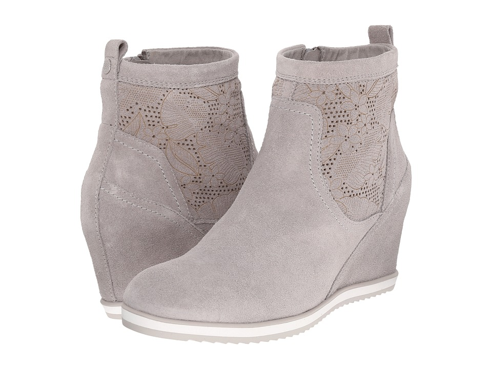 Geox - WIllusion28 (Light Grey) Women