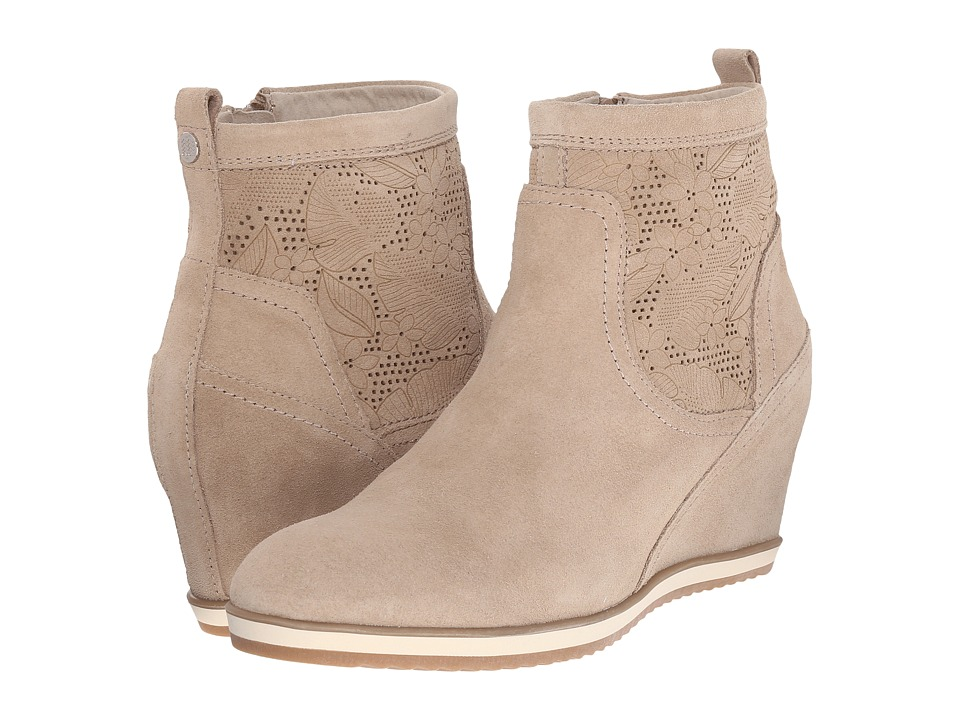 Geox - WIllusion28 (Light Taupe) Women