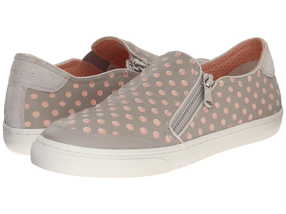 Geox - WNewClub27 (Light Grey) Women