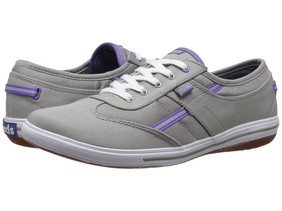 Keds - Craze T-Toe (Grey) Women's Lace up casual Shoes