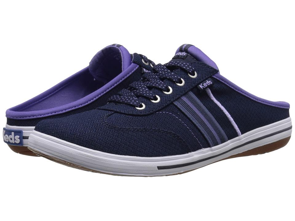 Keds - Virtue (Peacoat Navy) Women's Slip on Shoes