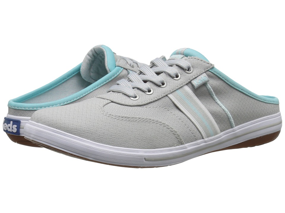 Keds - Virtue (Grey) Women's Slip on Shoes
