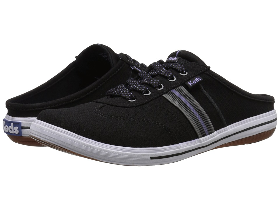 Keds - Virtue (Black) Women's Slip on Shoes