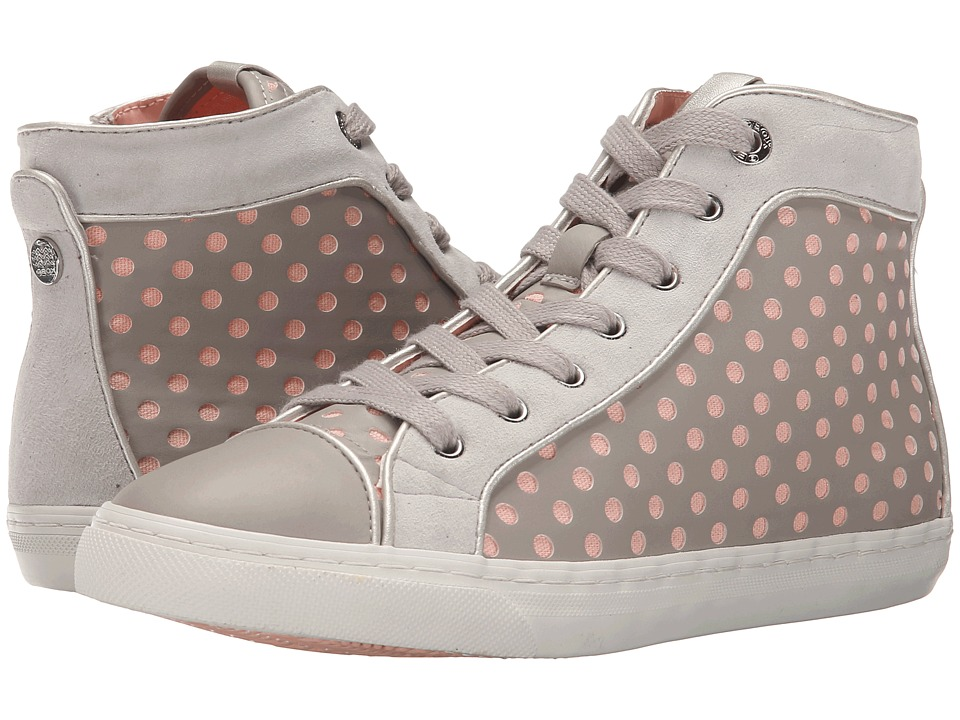 Geox - WNewClub25 (Light Grey) Women