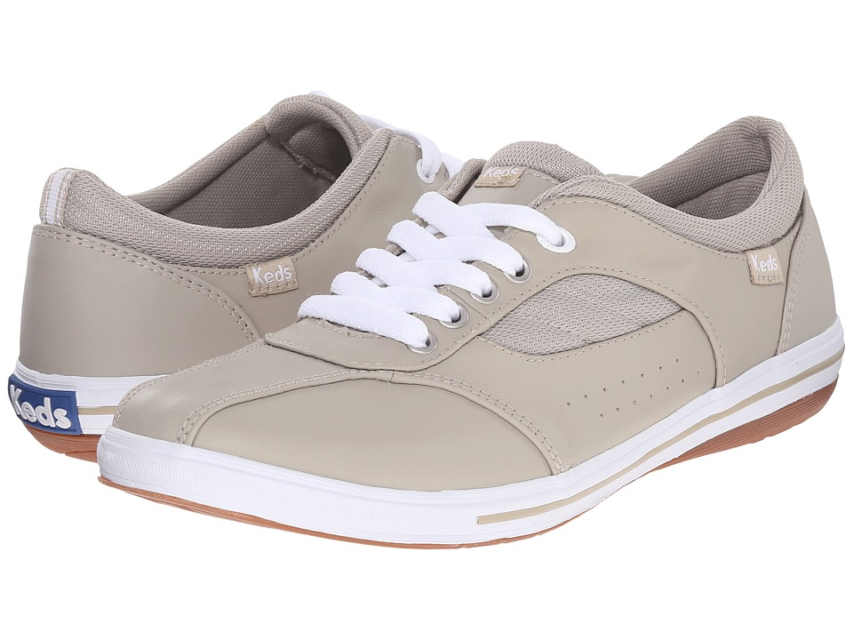 Keds - Prestige (Stone) Women's Lace up casual Shoes