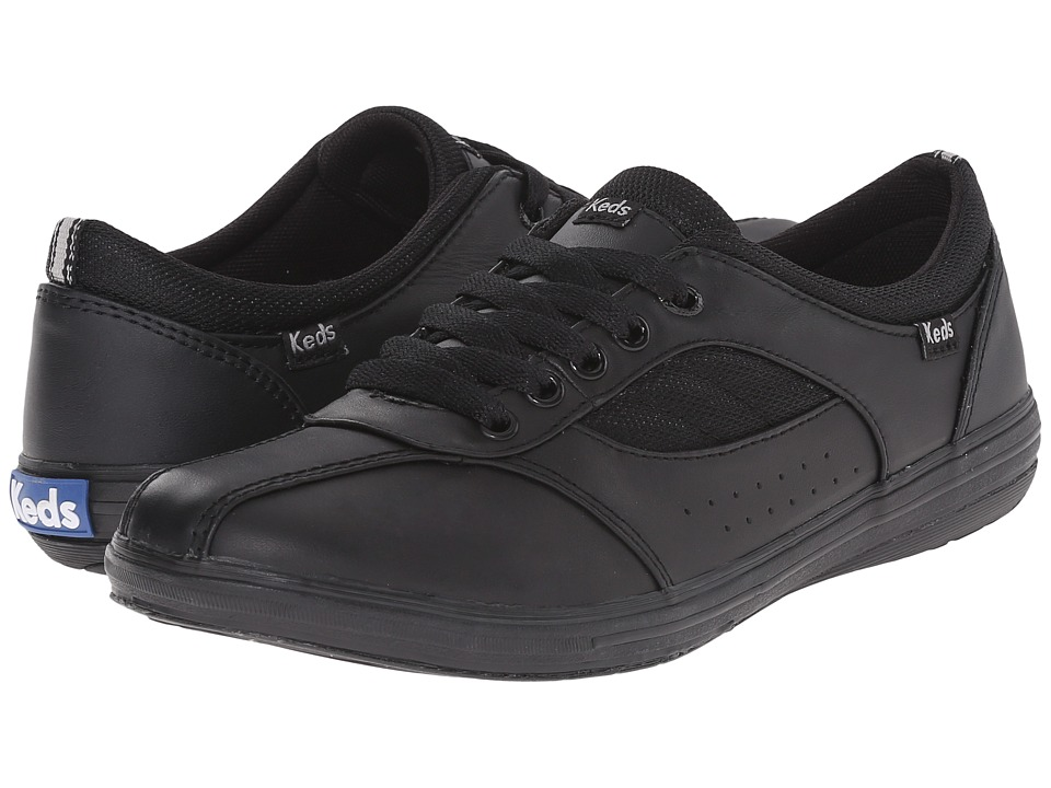 Keds - Prestige (Black) Women's Lace up casual Shoes