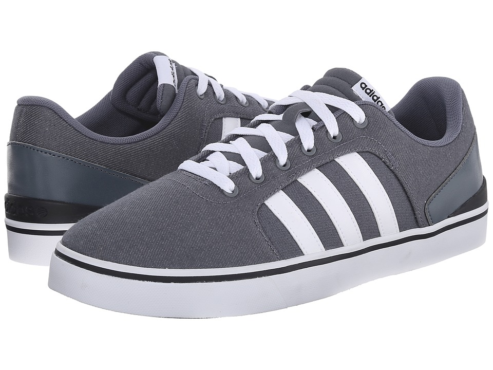 adidas - Hawthorn St (Onix/White/Black) Men's Shoes