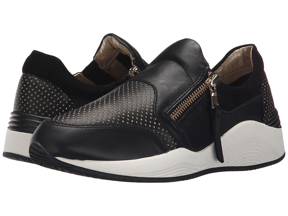 Geox - WOmaya6 (Black) Women's Shoes