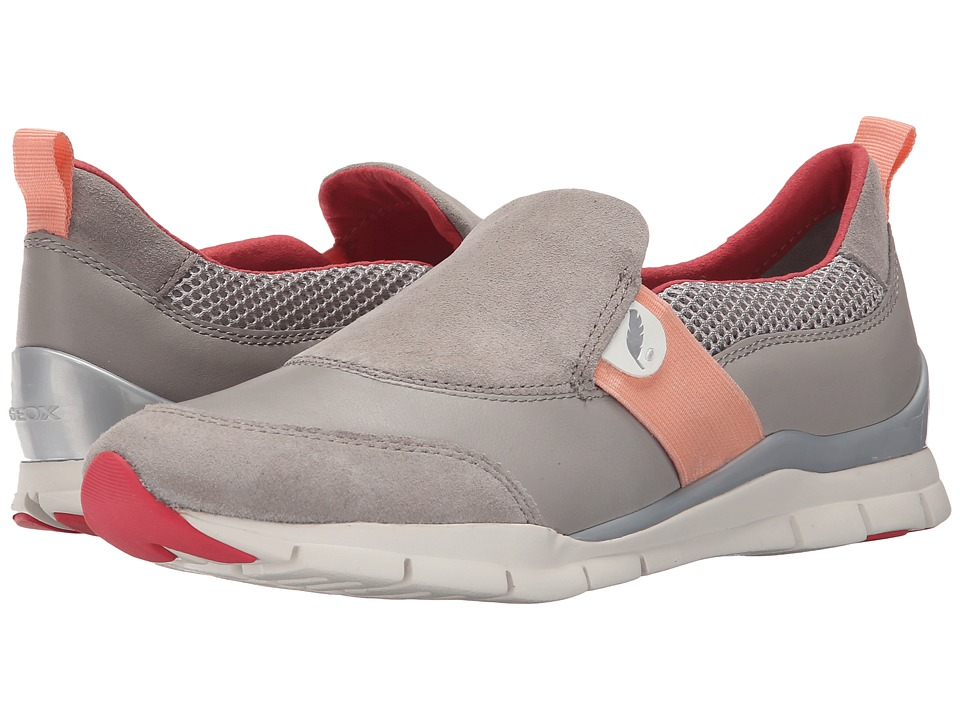 Geox - WSukie6 (Light Grey) Women