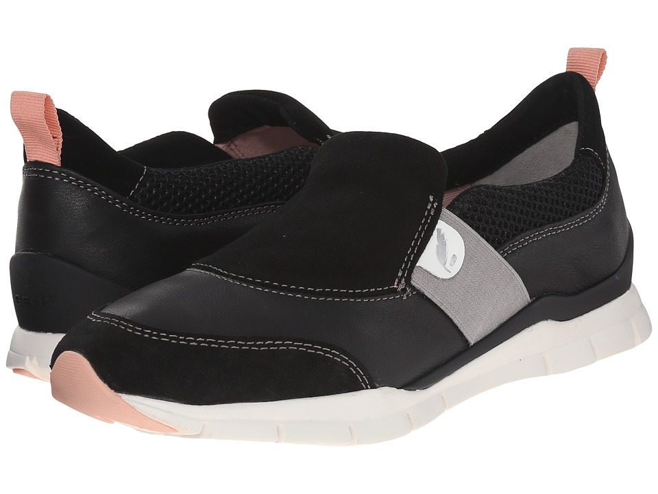 Geox - WSukie6 (Black) Women's Shoes