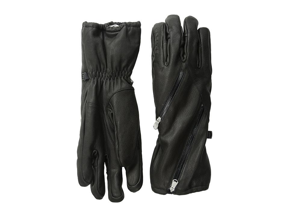 Spyder - Ultrafemme Ski Glove (Black) Ski Gloves