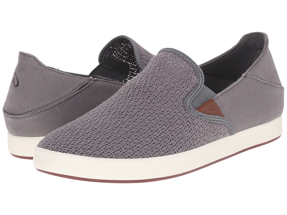 OluKai - Makani (Charcoal/Charcoal) Men's Shoes