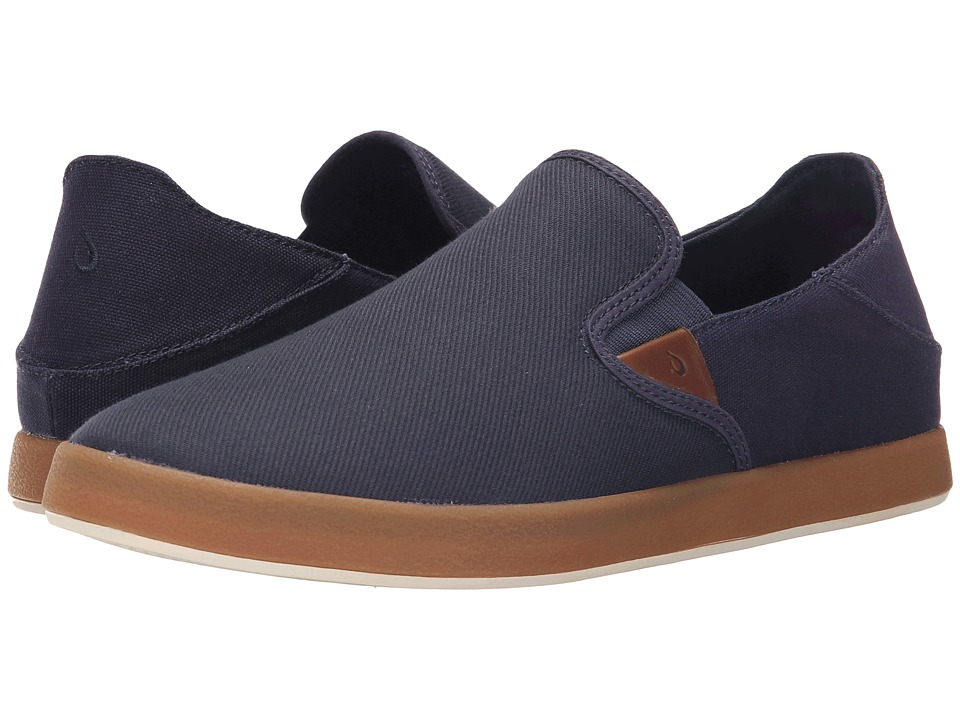 OluKai - Makani (Trench Blue/Trench Blue) Men's Shoes