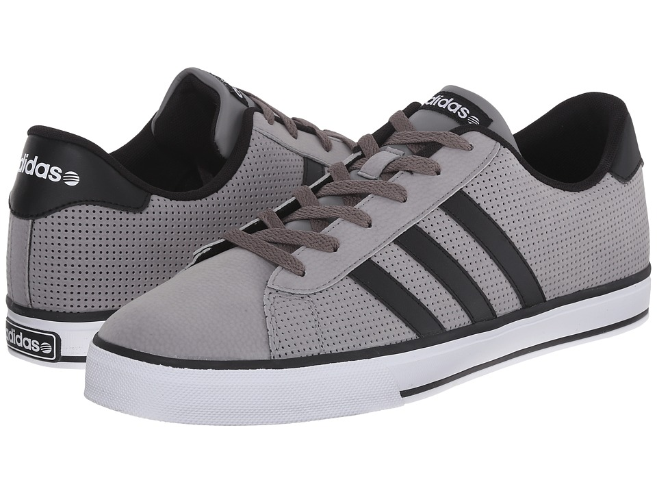 adidas - SE Daily Vulc (Mystery/Black/White) Men's Shoes