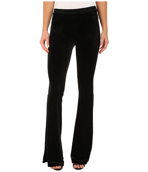 Blank NYC - Black Velvet Pull On in Foxy (Foxy) Women's Jeans