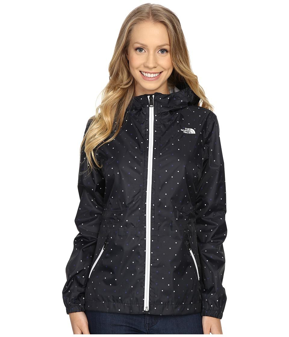The North Face - Karenna Jacket II (TNF Black Multi Dot) Women's Coat