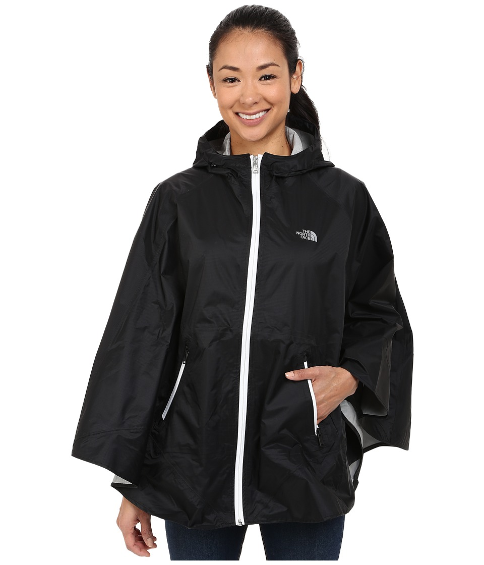 The North Face - Mindfully Designed Poncho (TNF Black) Women's Coat