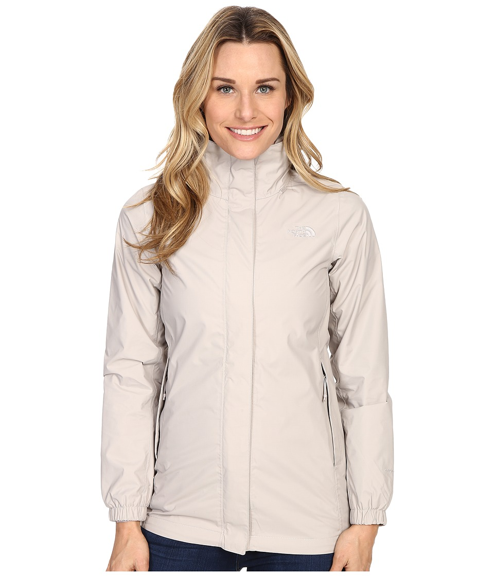The North Face - Resolve Parka (Ashes of Rose Grey) Women's Coat