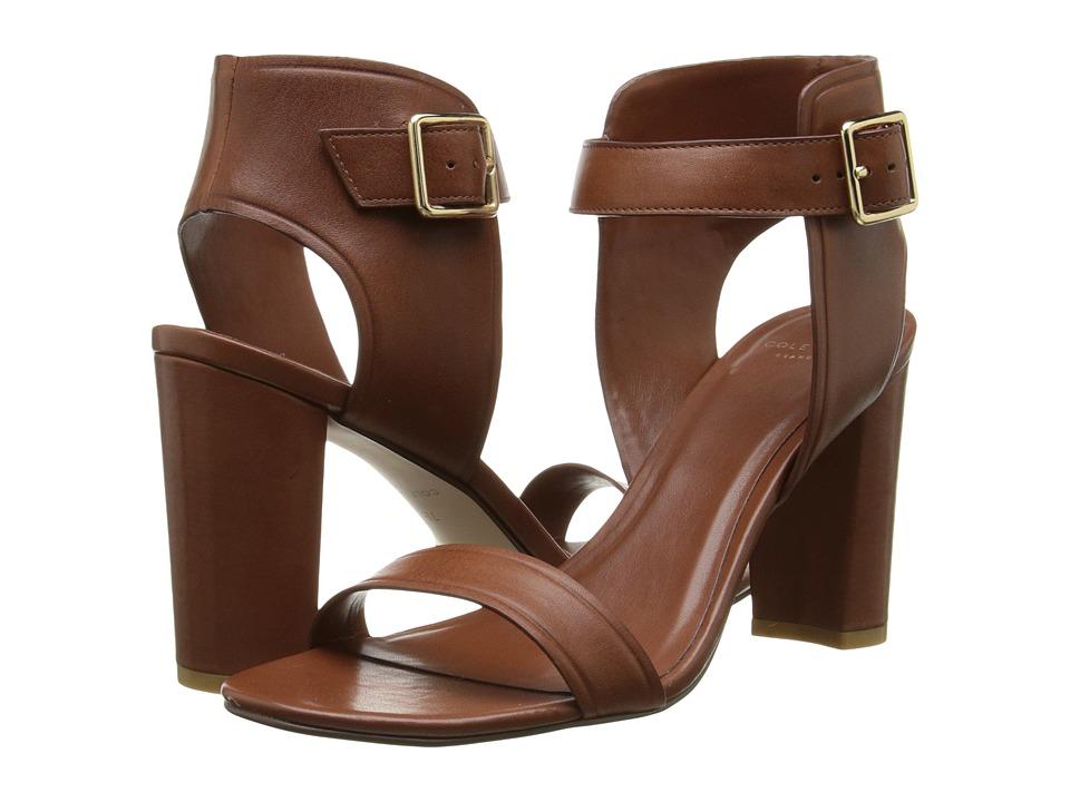 Cole Haan Barra High Sandal (Woodbury) High Heels