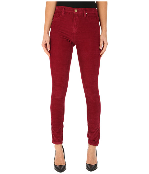 Blank NYC - Rose Red Corduroy Skinny in Pop Berry (Pop Berry) Women's Casual Pants