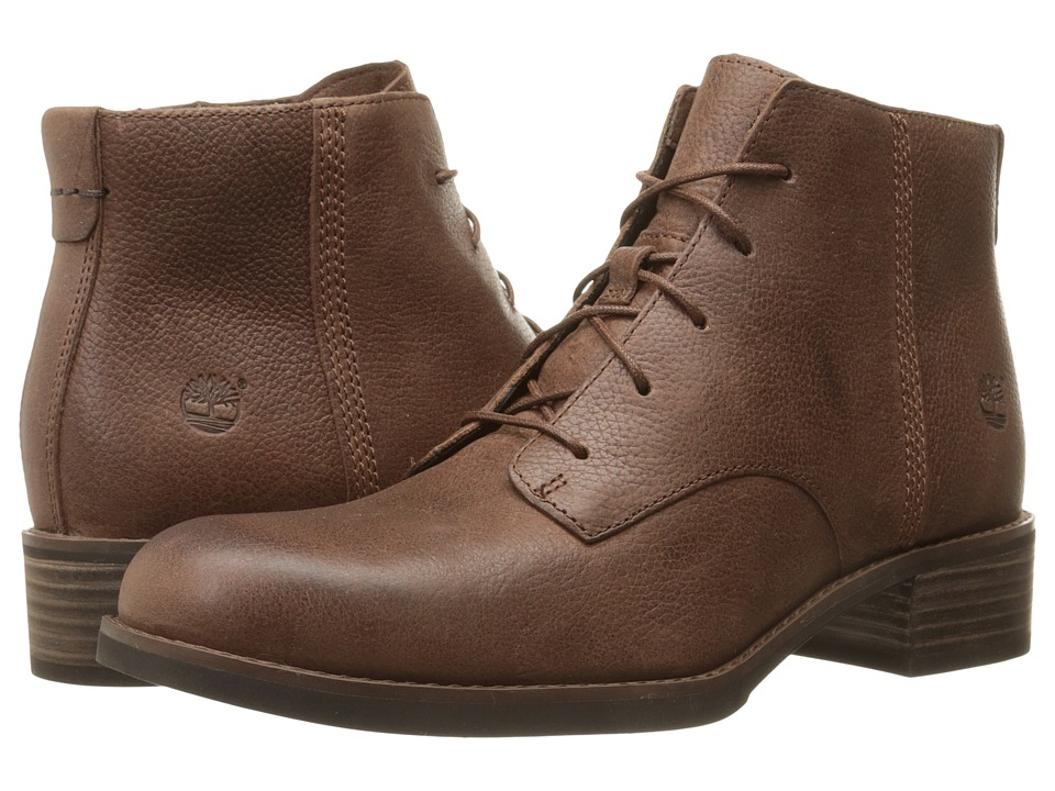 Timberland Beckwith Lace Chukka (Dark Brown) Women