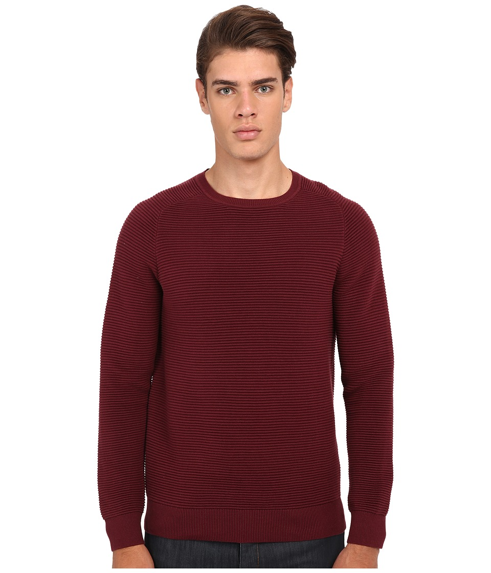 French Connection - Engineered Ottoman Sweater (Windsor) Men's Sweater