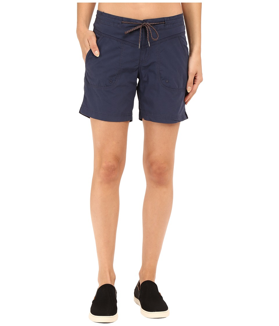 Columbia Down the Path Shorts (Nocturnal) Women