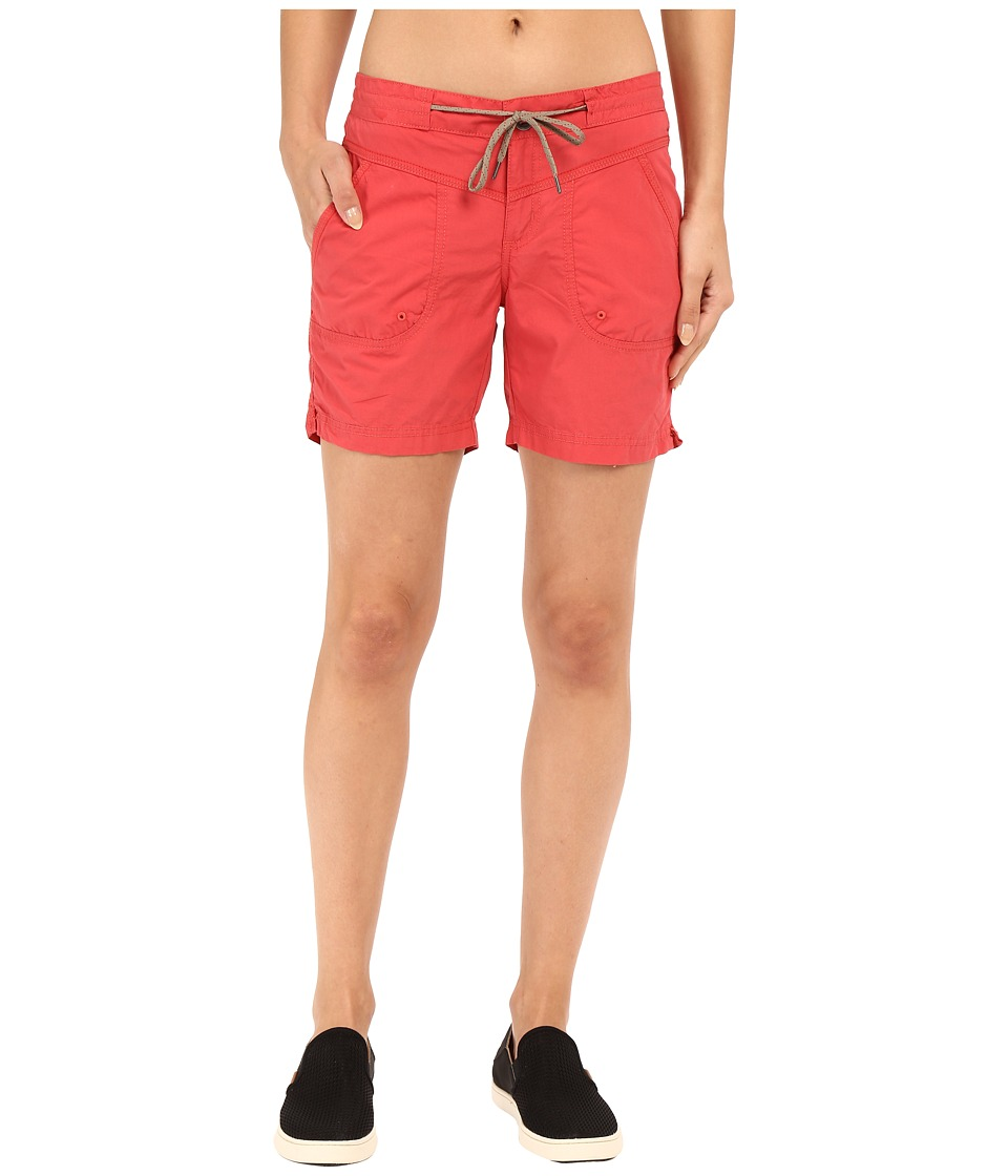 Columbia Down the Pathtm Shorts (Sunset Red) Women