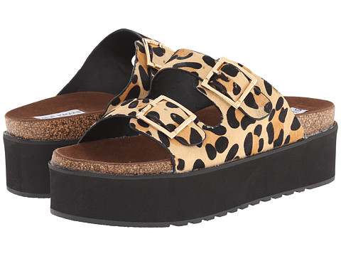 Steve Madden - Peer (Leopard) Women's Shoes