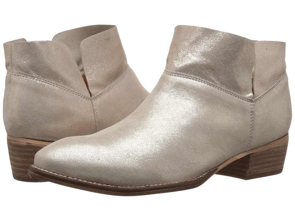 Seychelles - Snare (Silver Metallic Suede) Women's Boots