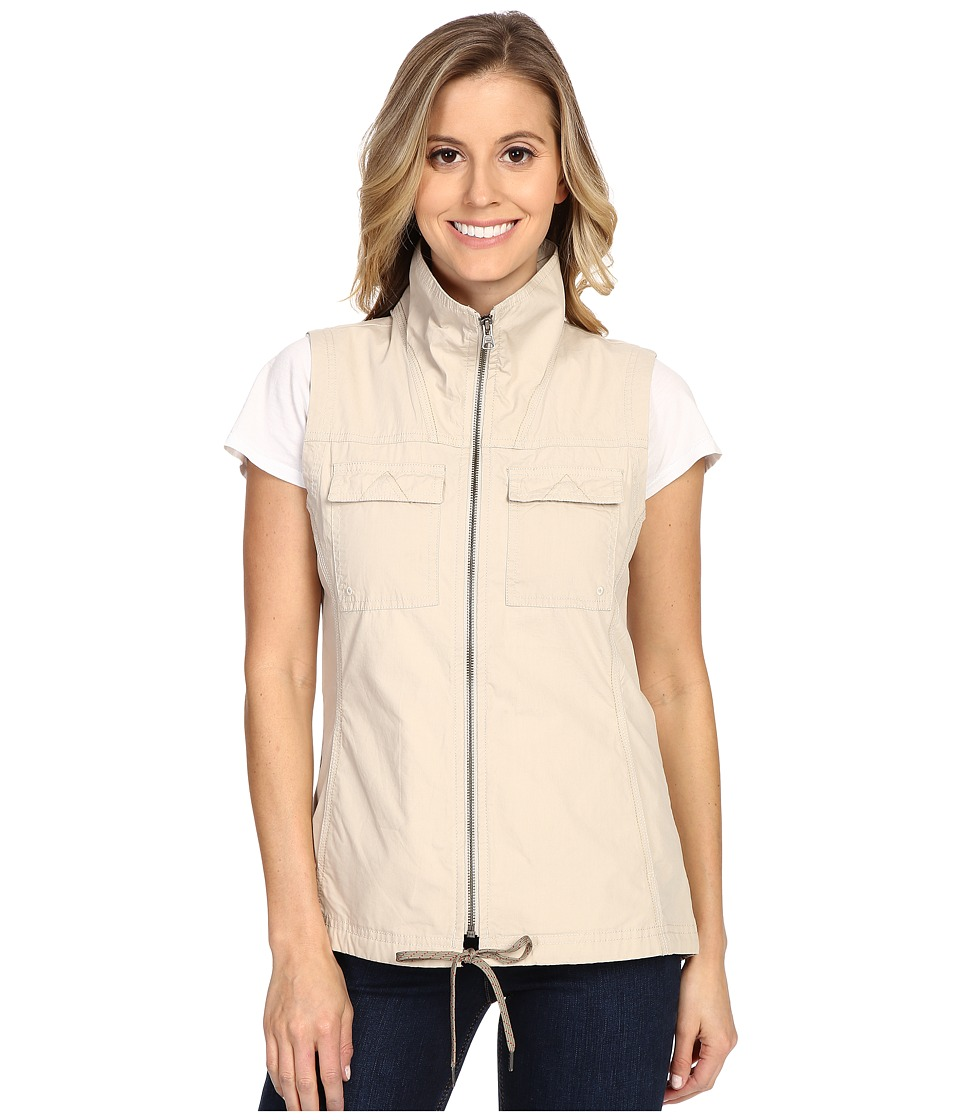 Columbia - Down the Path Vest (Fossil) Women's Vest