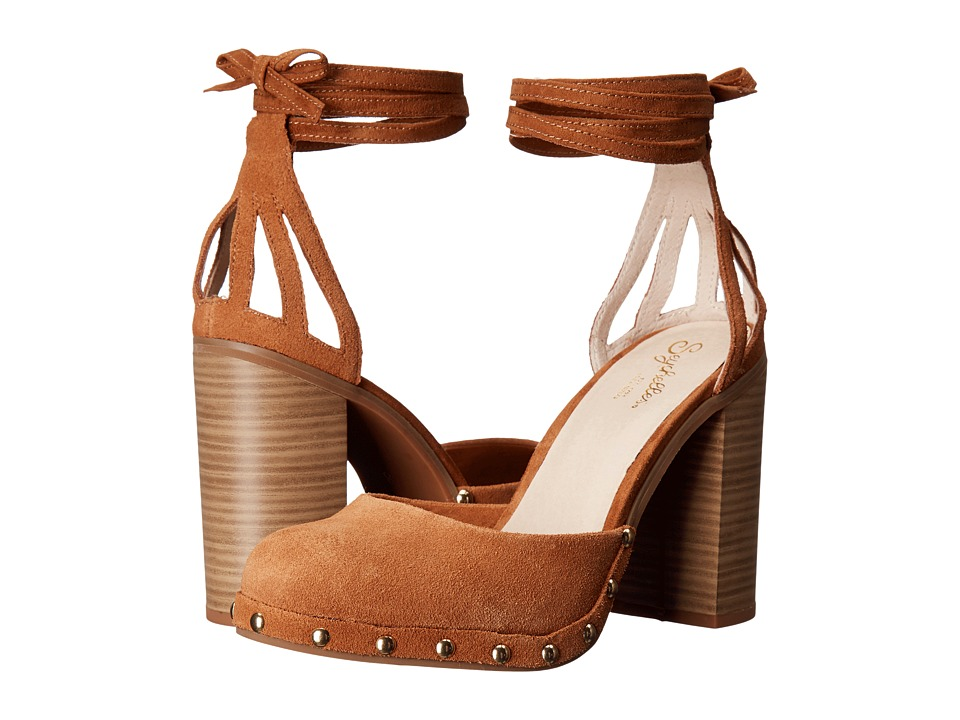 Seychelles - Drift (Tan Suede) High Heels
