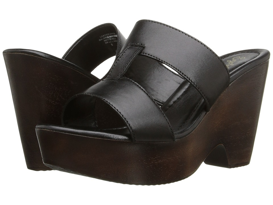 Seychelles - Explore (Black) Women's Sandals