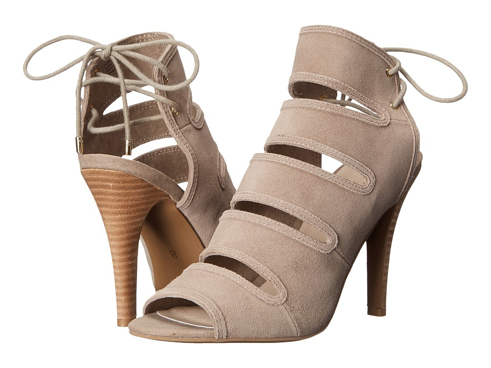 Seychelles - Play Along (Taupe Suede) High Heels