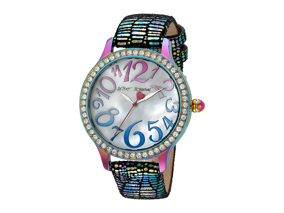 Betsey Johnson - BJ00564-01 (Rainbow) Watches