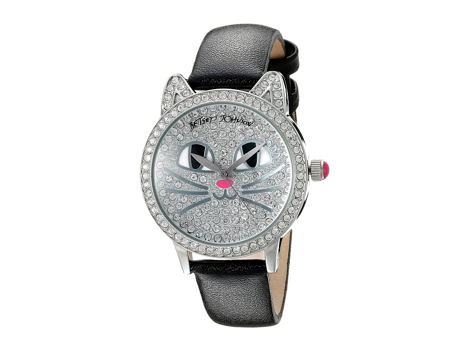Betsey Johnson - BJ00561-05 (Silver) Watches
