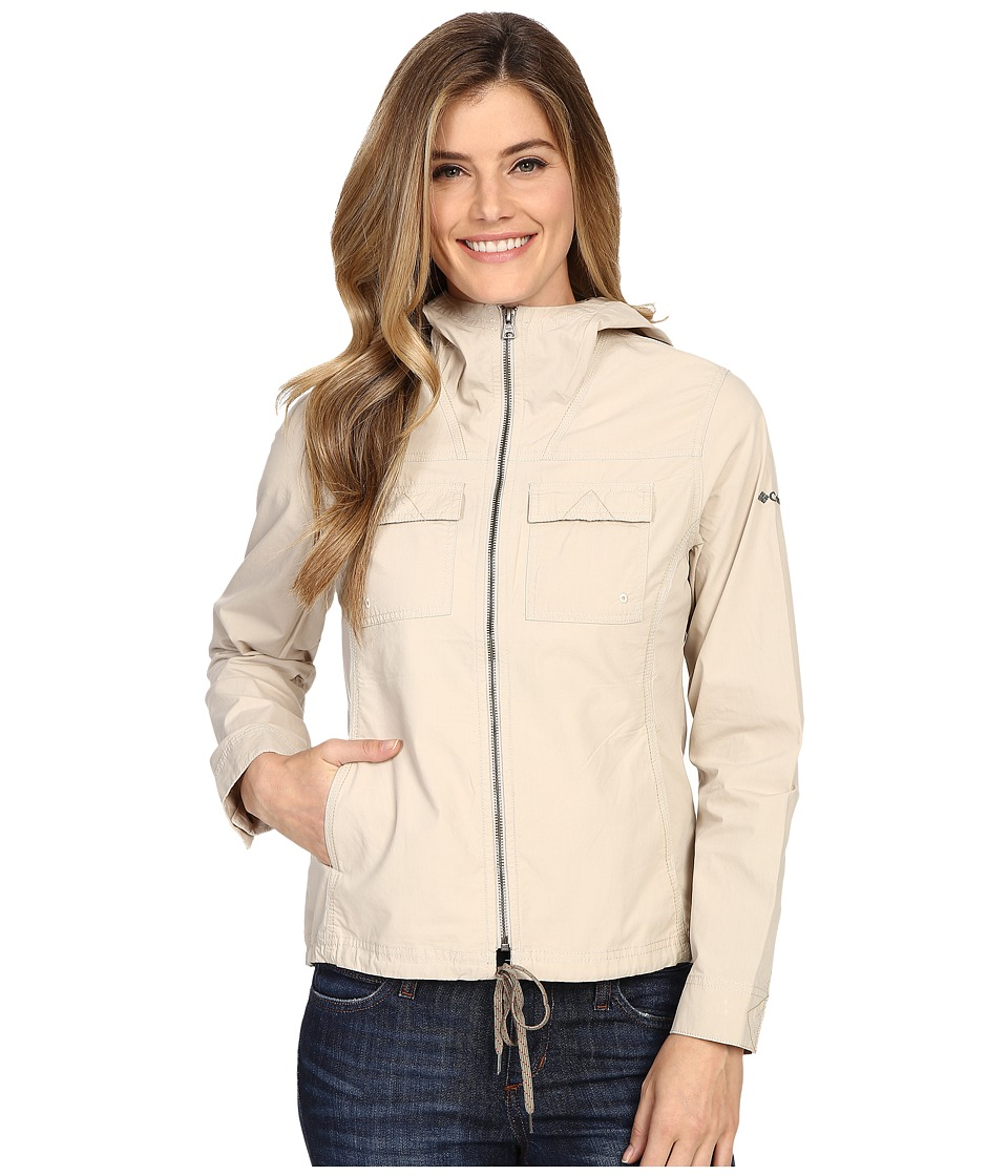Columbia - Down the Path Jacket (Fossil) Women's Jacket