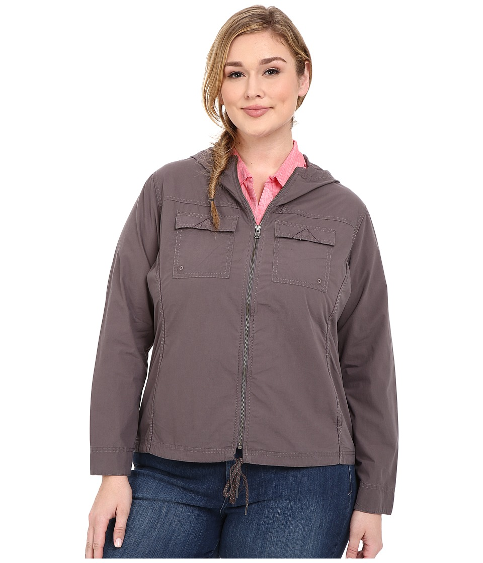 Columbia - Plus Size Down the Path Jacket (Pulse) Women's Coat