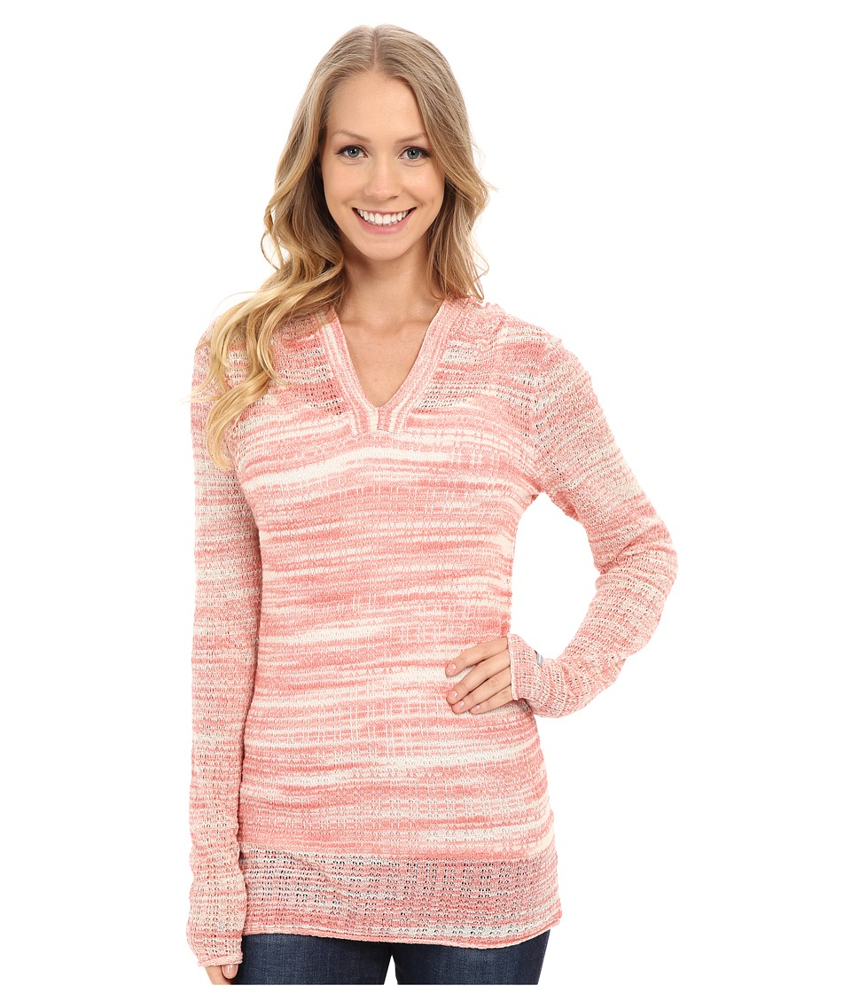 Columbia Peaceful Feelintm Sweater (Coral Bloom) Women