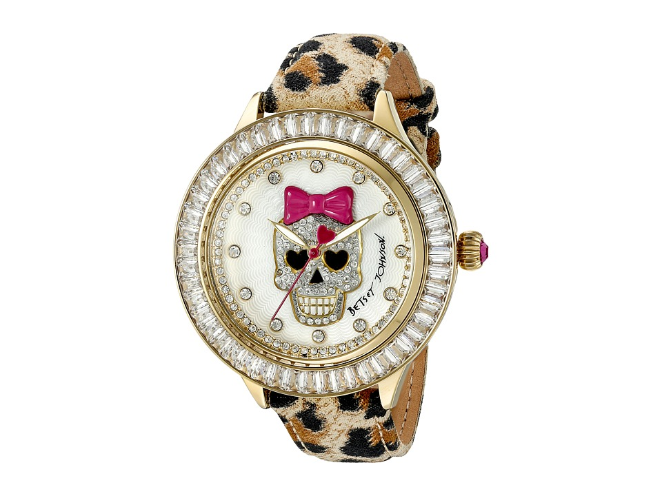 Betsey Johnson - BJ00358-13 (Leopard) Watches