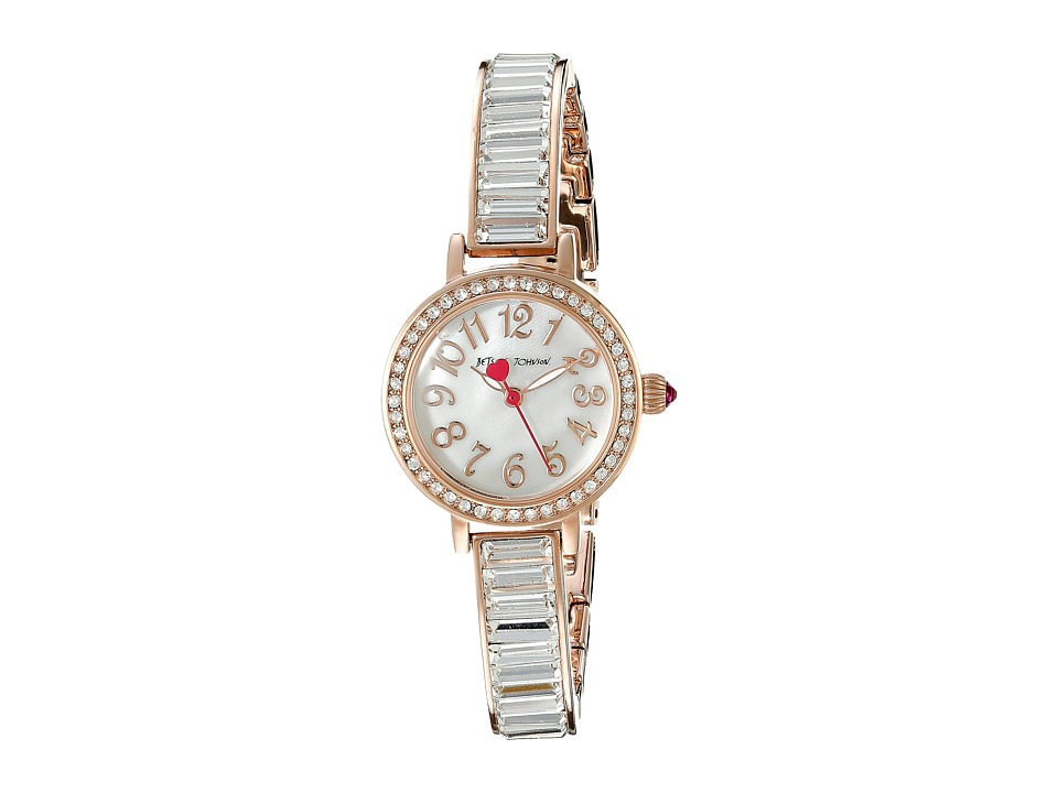 Betsey Johnson - BJ00549-03 (Rose Gold) Watches