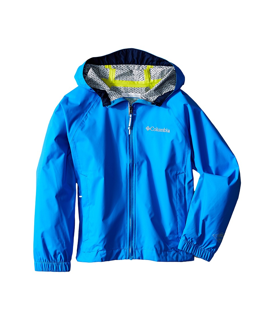 Columbia Kids - EvaPOURation Jacket (Little Kids/Big Kids) (Hyper Blue) Boy's Coat