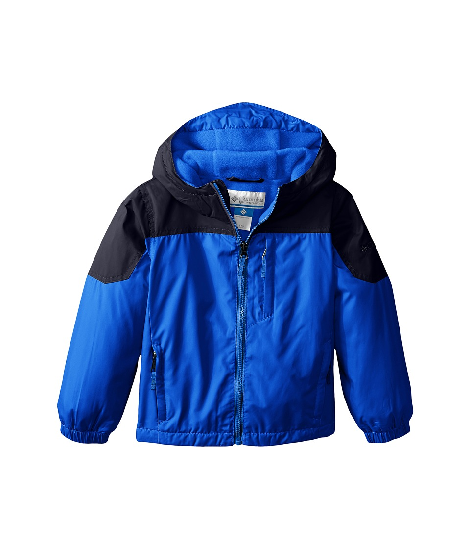 Columbia Kids - Ethan Pond Jacket (Little Kids/Big Kids) (Hyper Blue) Boy's Coat