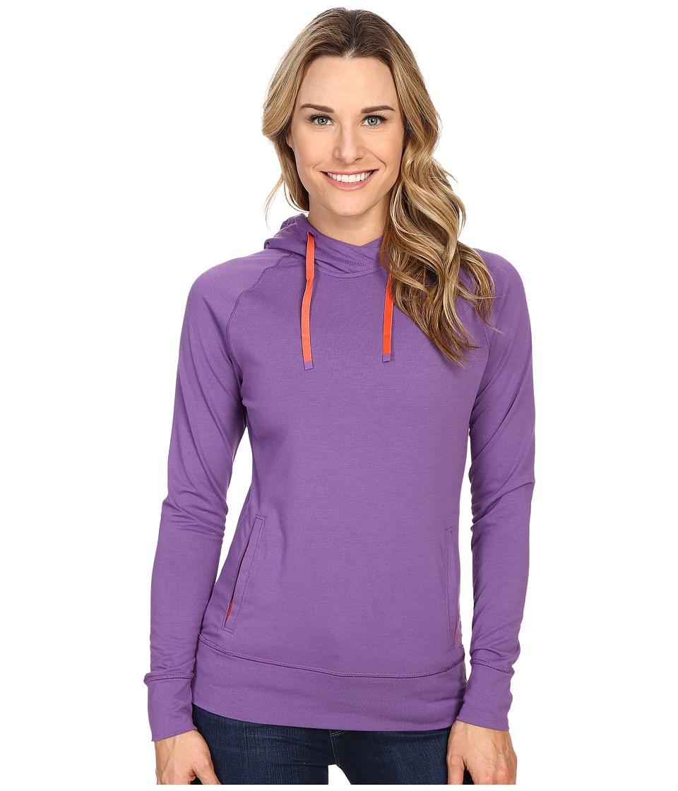Black Diamond - Dawn Wall Hoodie (Dusk) Women's Sweatshirt