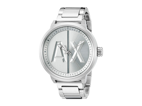 AX Armani Exchange - Atlc - AX1364 (Silver) Watches